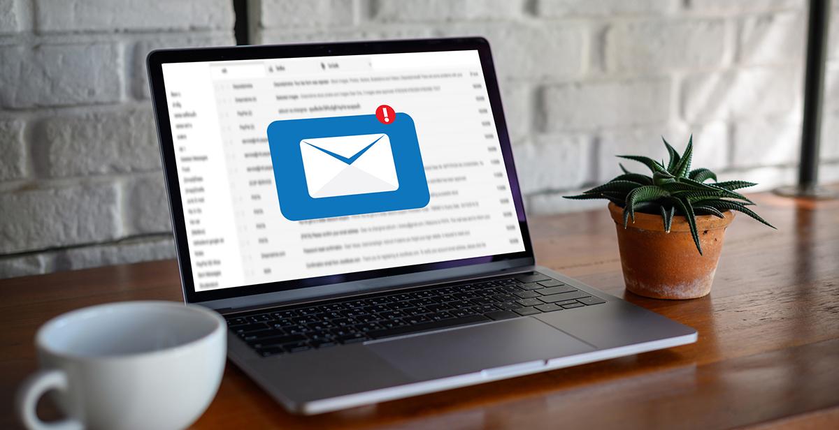 メールの重要性